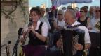 Video «Archiv: «Josef im Tessin» / Hopp de Bäse! 2010» abspielen