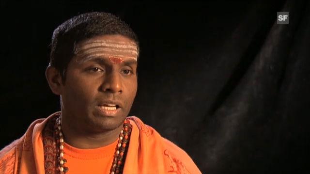 Sasikumar Tharmalingam: «Auch eine ärztliche Behandlung ist Gottes Wille.»