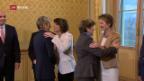 Video «FOKUS: Frauenanteil in der Schweizer Politik ist noch immer tief» abspielen