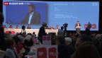 Video «SP rüstet sich für Wahlkampf» abspielen