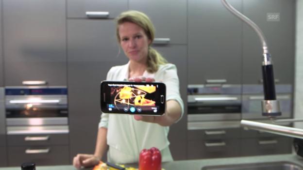 Video «Kathrins Tag mit YouTube» abspielen