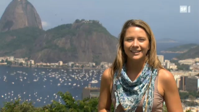 «SF unterwegs» in Brasilien vom 04.03.2011
