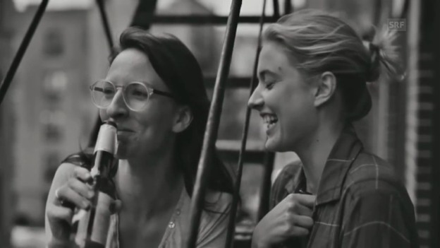 Video «Trailer zum Film «Frances Ha»» abspielen