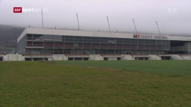 Video «Beim FC Biel regiert das blanke Chaos» abspielen
