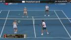 Video «Federer und Bencic in Perth im Final» abspielen
