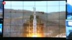Video «Erfolgreicher Raketenstart» abspielen