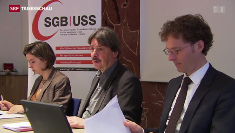 SGB kritisiert ungerechte Einkommensverteilung
