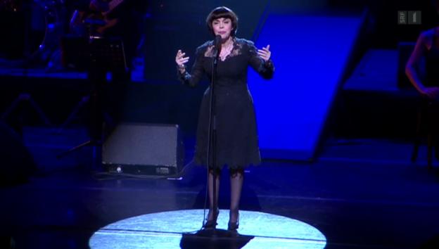 Video «Lebende Legende: Mireille Mathieu im exklusiven Interview» abspielen