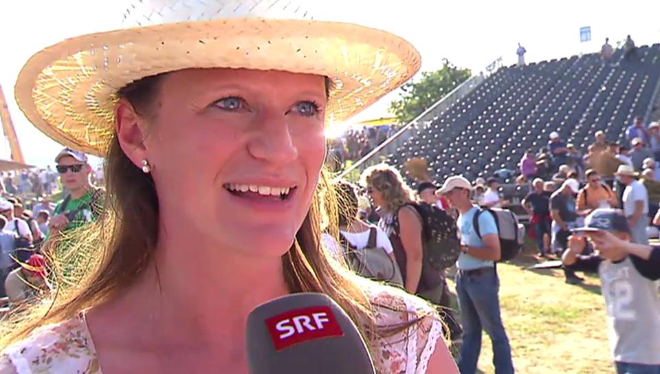 Heidi Jenny über ihren «Mättu»