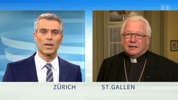 Video «Gespräch: Markus Büchel und Edmund Arens» abspielen