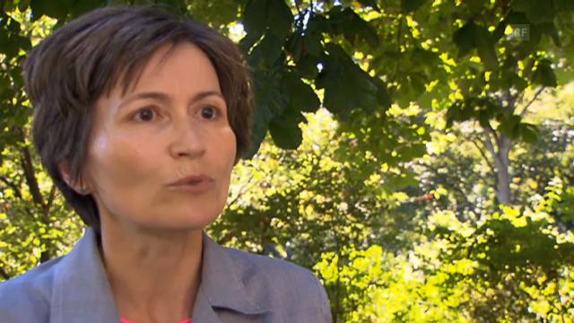 Regula Rytz, Co-Präsidentin Grüne