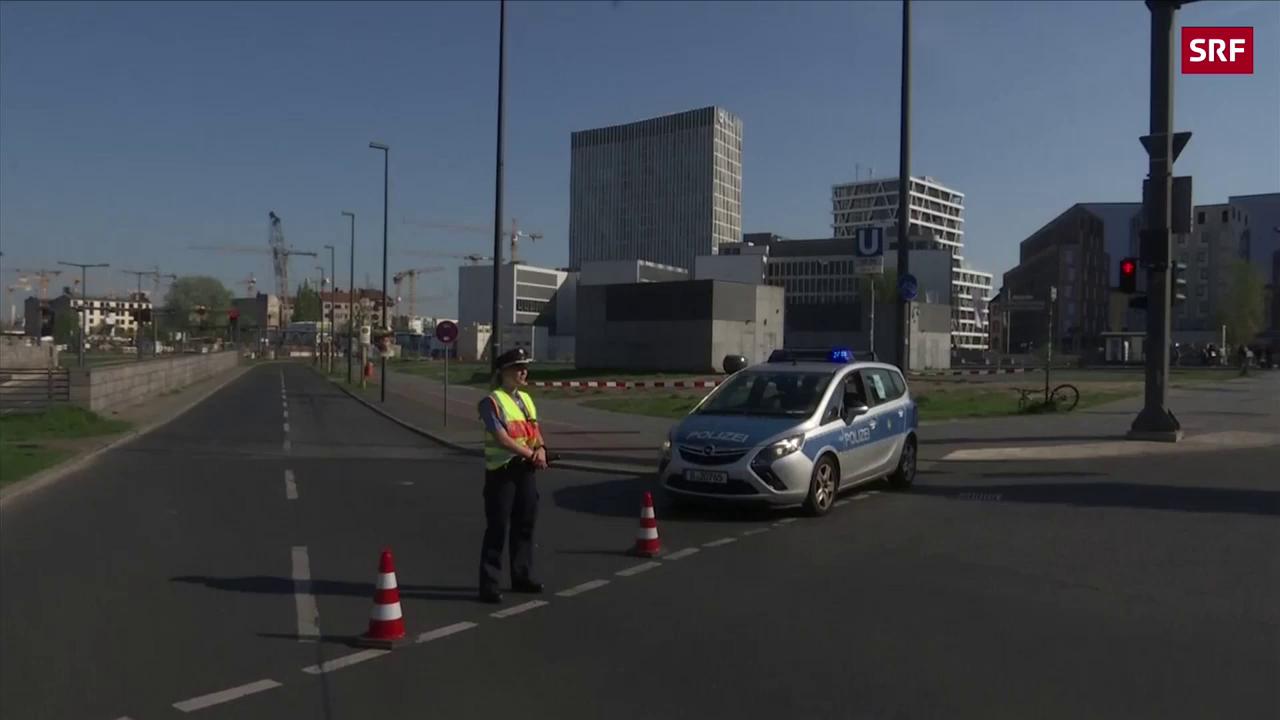 Evakuierung wegen Fliegerbombe