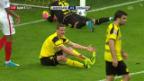 Video «Dortmund-Monaco: Bender von Falcao gestört» abspielen