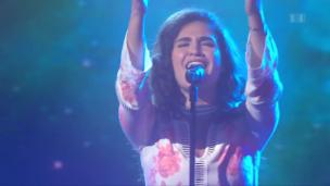 Video «Live im Studio: Timebelle mit «Apollo»» abspielen