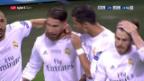 Video «Ramos schiesst Real Madrid in Führung» abspielen