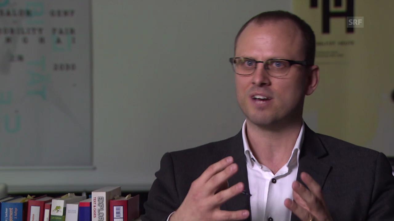 Adrian Müller zu Geschäftsmodellen