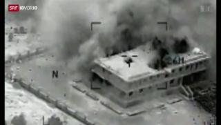 Video «Entwicklungen in Syrien» abspielen