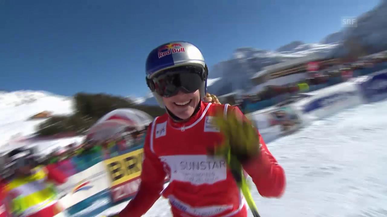 Skicross: Weltcup Arosa («sportaktuell»)