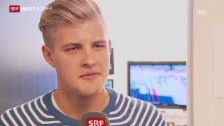 Video «Formel 1: Marcus Ericsson neuer Sauber-Pilot» abspielen