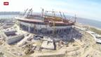 Video «WM 2018: Russland steht vor Mammutaufgabe» abspielen