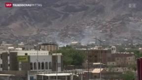 Video «Bürgerkrieg tobt im Jemen » abspielen