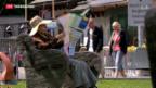 Video «Sommerlicher Jubel in den Ferienregionen» abspielen