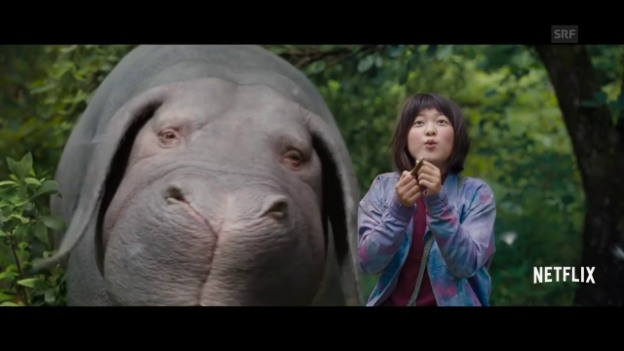 Video ««Okja» Trailer» abspielen