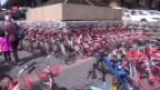 Video «Chinesische Velos rollen in Zürich» abspielen