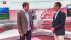 Video «Gespräch mit Studiogast Damien Brunner» abspielen