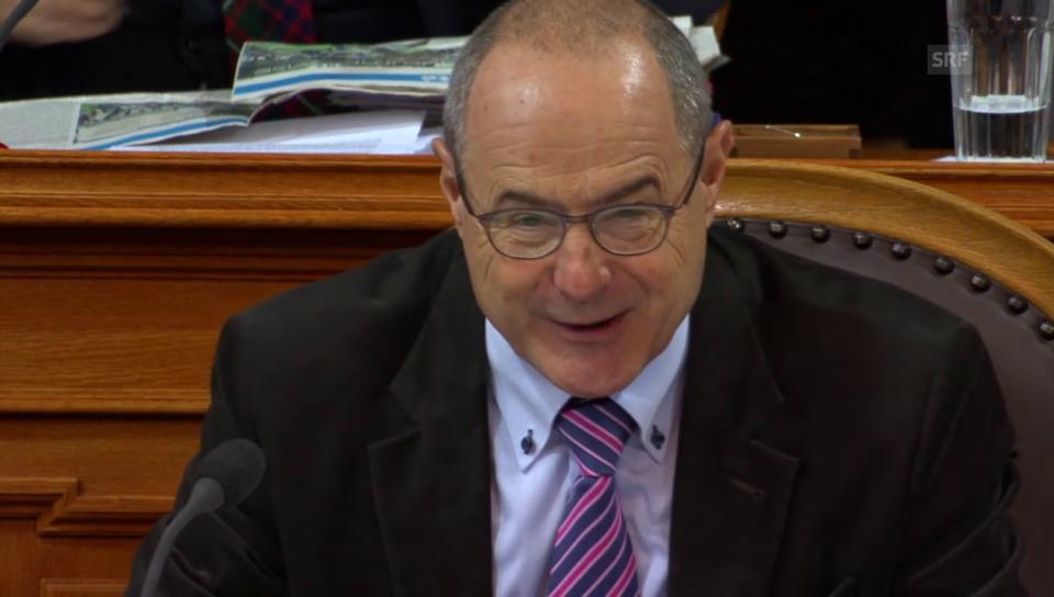 Claude Janiak (SP/BL): «Brisanterer Teil wurde ausgeblendet»
