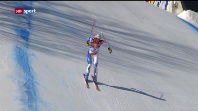 Ski: Abschlusstraining in Kitzbühel