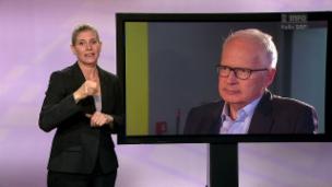 Video «Ruedi Matter beantwortet Ihre Fragen! - in Gebärdensprache» abspielen