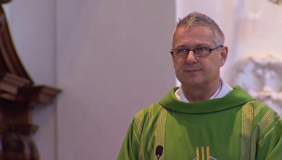 Pfarrer Bucheli: «Du wirst im Moment erkennen, was zu tun ist»