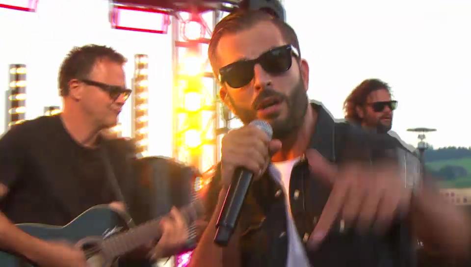 Bligg und sein Sommer-Hit «Mamacita»