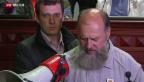 Video «Separatisten fordern Abspaltung» abspielen