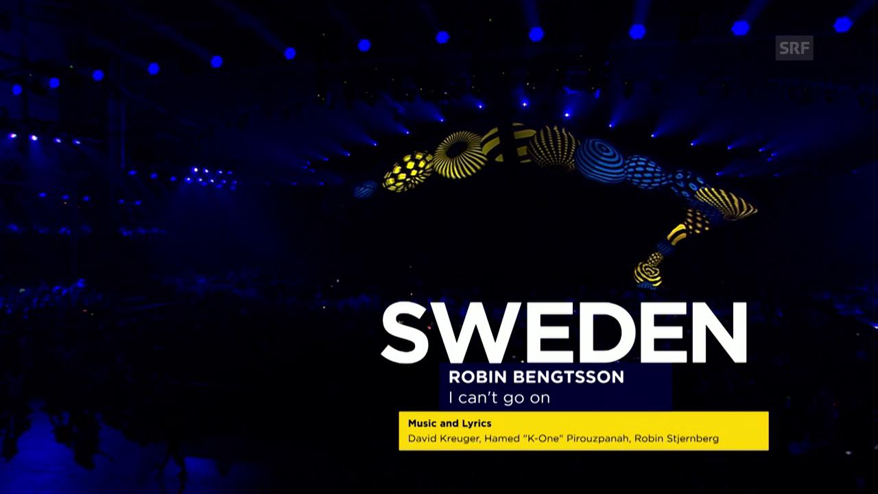 Robin Bengtsson: «I Can't Go On»