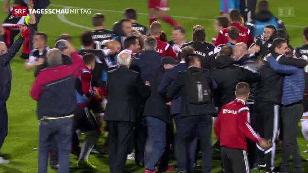 Video «EM-Qualifikation für Albanien» abspielen