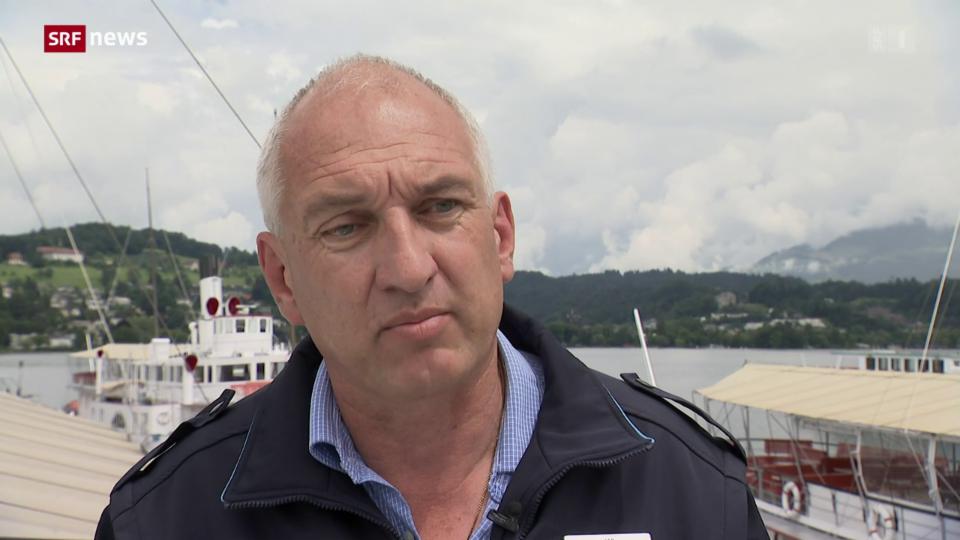 Chefkapitän Michael Scheurer: «Juli und August sind unsere stärksten Monate»