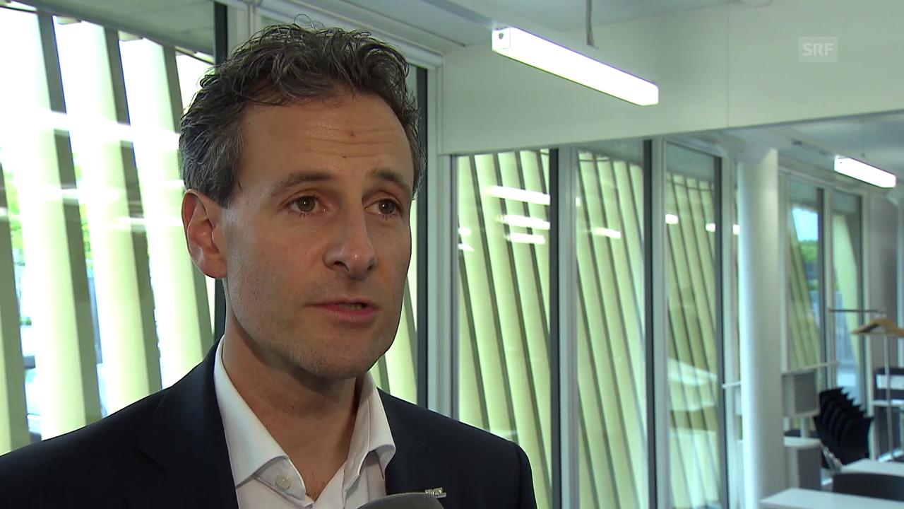 FCL-Präsident Studhalter zu Babbel