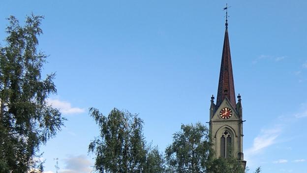 Glockengeläut der reformierten Kirche in Lützelfüh
