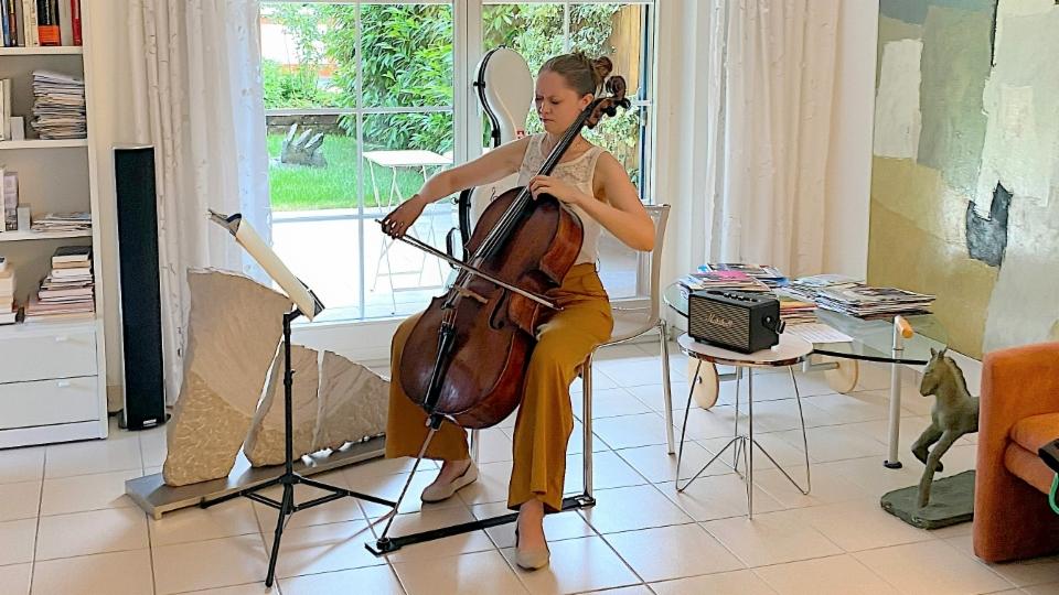 Musik-Spitex: Mit Musik gegen Einsamkeit