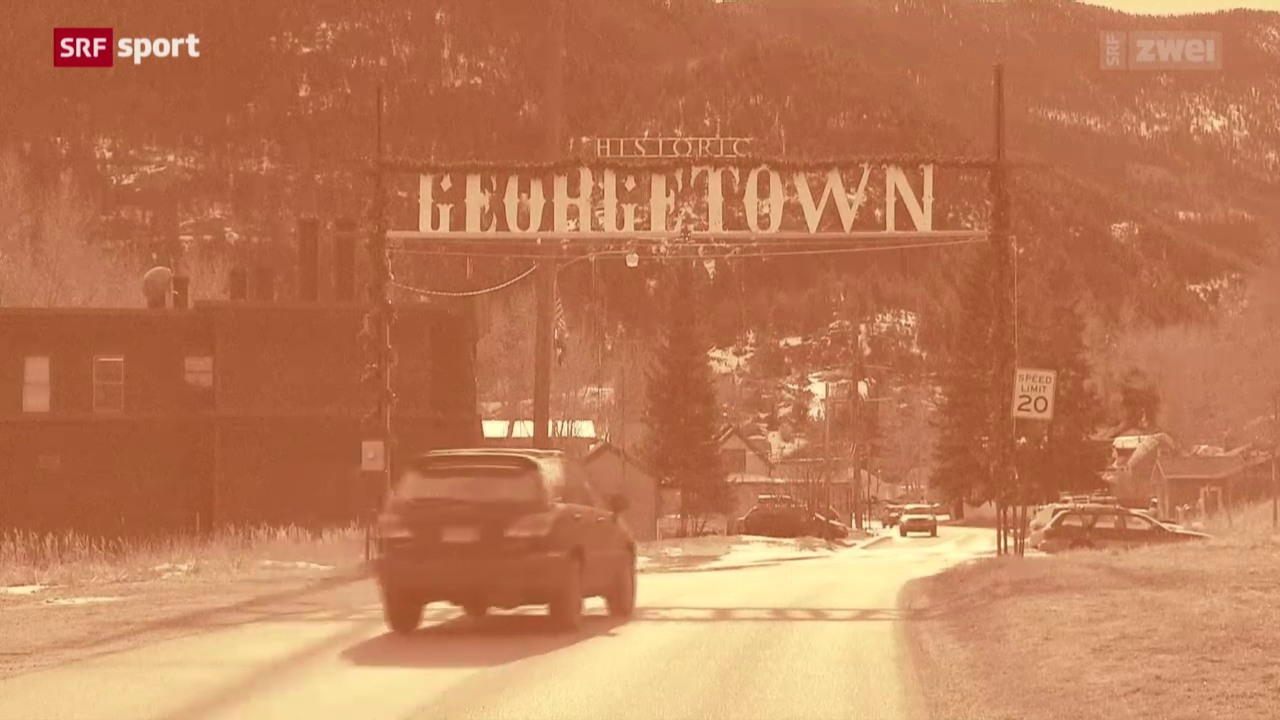 Road to Vail: Georgetown