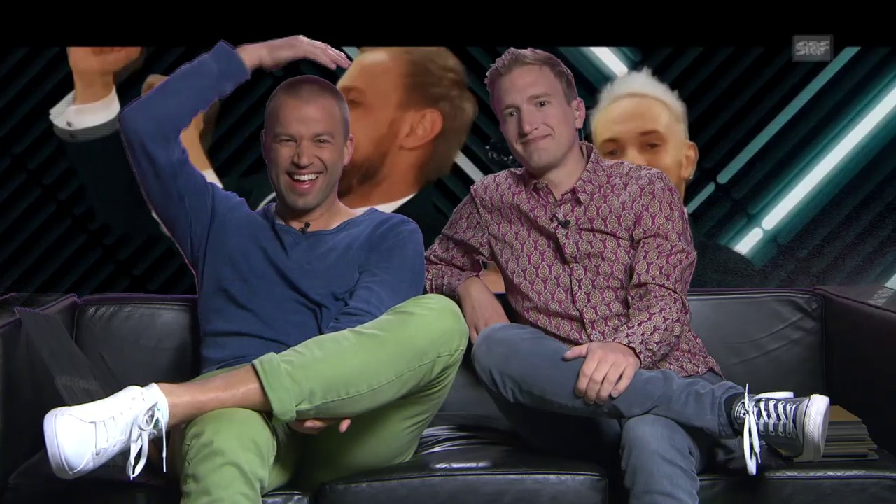 Jonny & Büssi react to ESC – die schrägsten Songs 2017