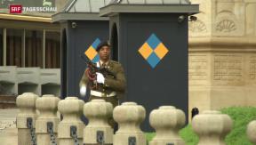 Video «Luxemburg stimmt über Ausländer-Wahlrecht ab» abspielen