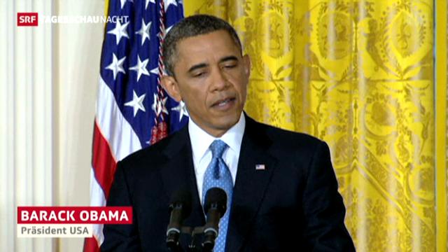 Obama für verschärfte Waffengesetze