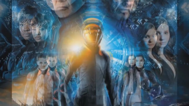 Video «Filmkritik zu «Ender's Game»» abspielen