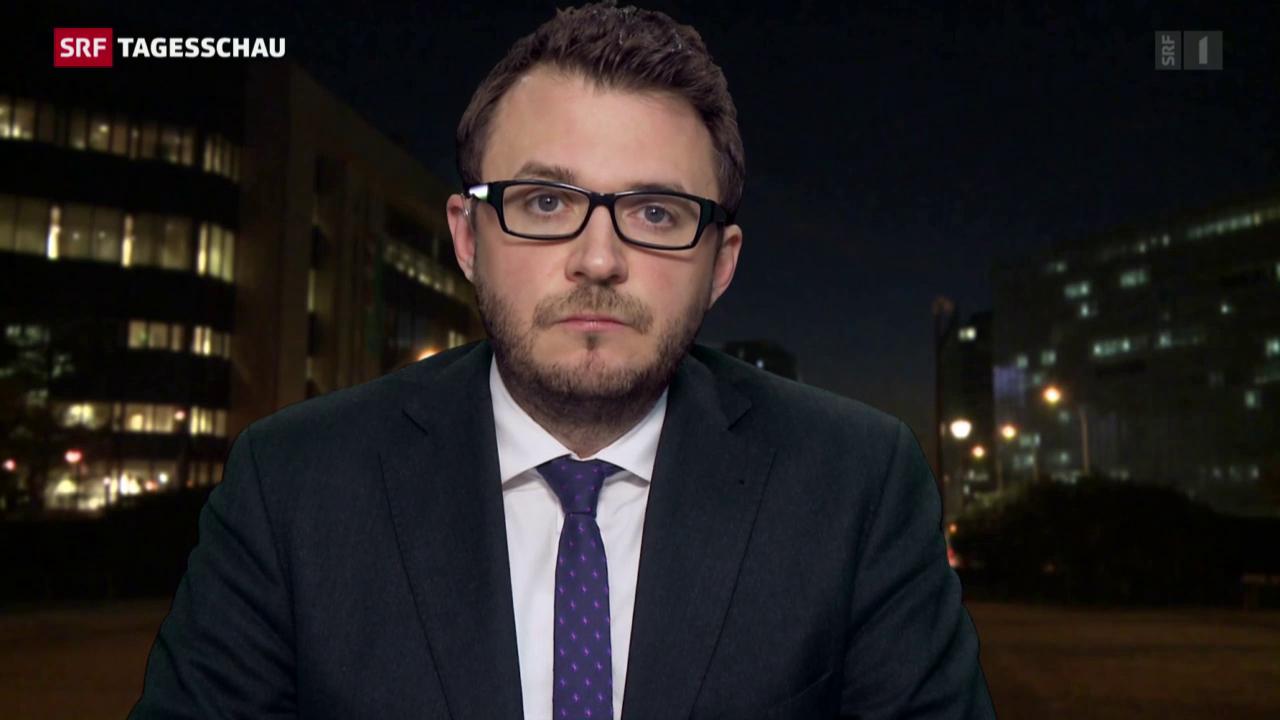 Sebastian Ramspeck zur Terrorwarnung in Brüssel