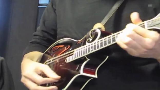 Video «Heinz de Specht im Regionalstudio Zürich» abspielen
