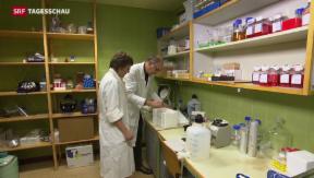 Video «Alternativen für Antibiotika» abspielen