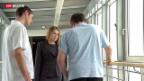 Video «Erleichterung bei deutschen Spitälern» abspielen